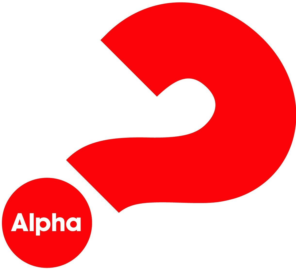 Alpha logo - high res
